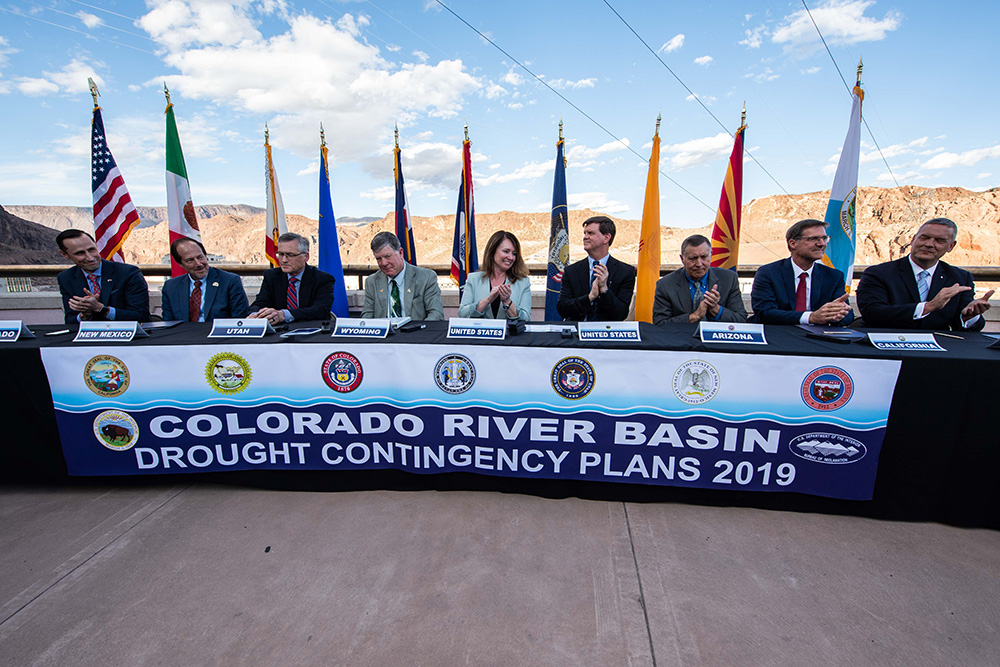 Colorado River DCP Signed!